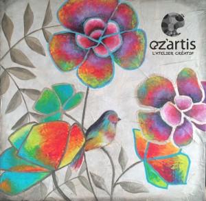 ozartis-la rochelle-stage-fevrier-fleurs