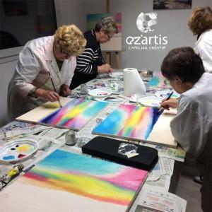 ozartis-la rochelle-stage-atelier-abstrait-bord-de-mer