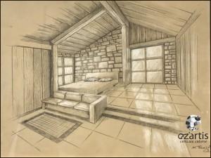 ozartis-la rochelle-dessin-perspective-Mathieu-THOMAS
