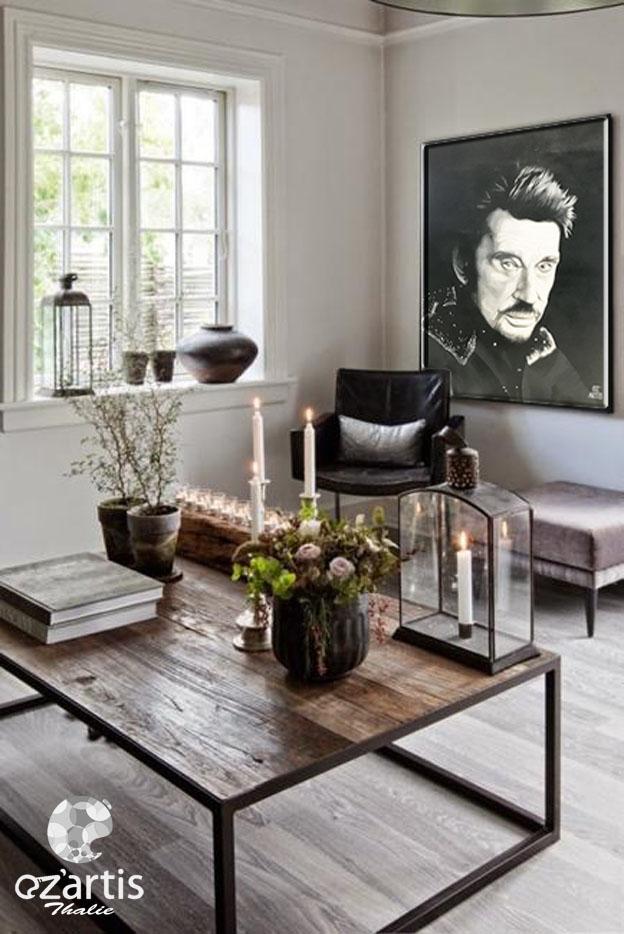 ozartis-la rochelle-peinture-acrylique-Johnny-par-Thalie